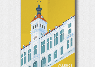 Projet personnel Mairie Valence