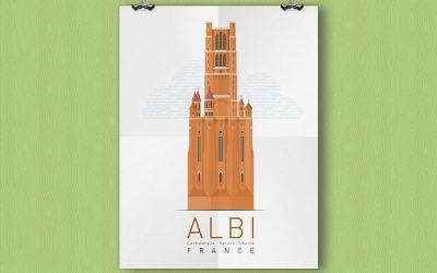 Albi monuments